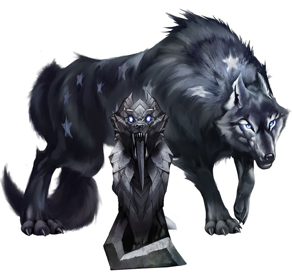 Magus Pathfinder Werewolf - Year of Clean Water