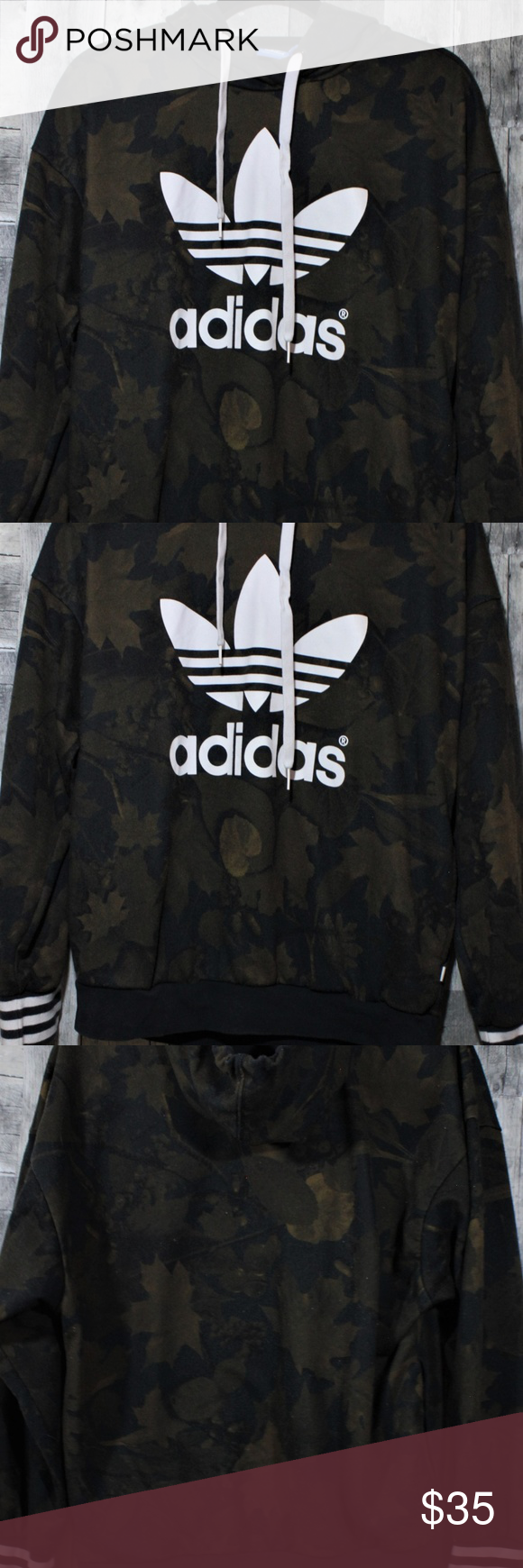 Women S Adidas Camo Hoodie Used Once Washed Once Still Looks New Size Us 10 Or Small In Women S Not A Crop Hoodie Ad Adidas Women Camo Hoodie Adidas Camo [ 1740 x 580 Pixel ]