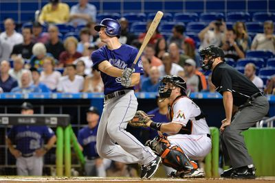 DJ LeMahieu is off to an improbably good start at the plate