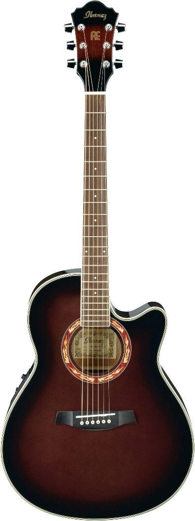 #Ibanez AEF1812EBK #Acoustic #Guitar