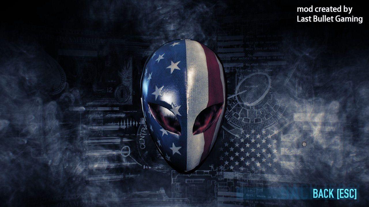 Payday 2 Masks Becoming Someone Else Payday 2 Alienware Payday