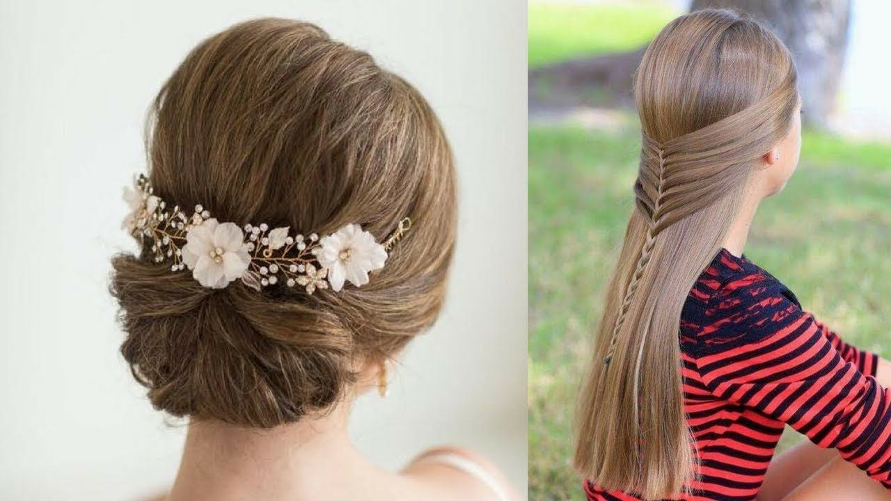 Best Hair Style For Ladies Ladies Hair Style Videos 9 Ladies Hair Style Video Cool Hairstyles Womens Hairstyles