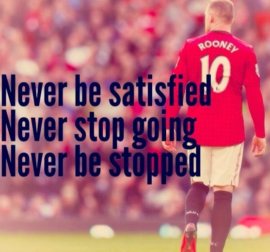 Wayne Rooney Quotes Soccer Quotes Soccer Motivation Wayne Rooney