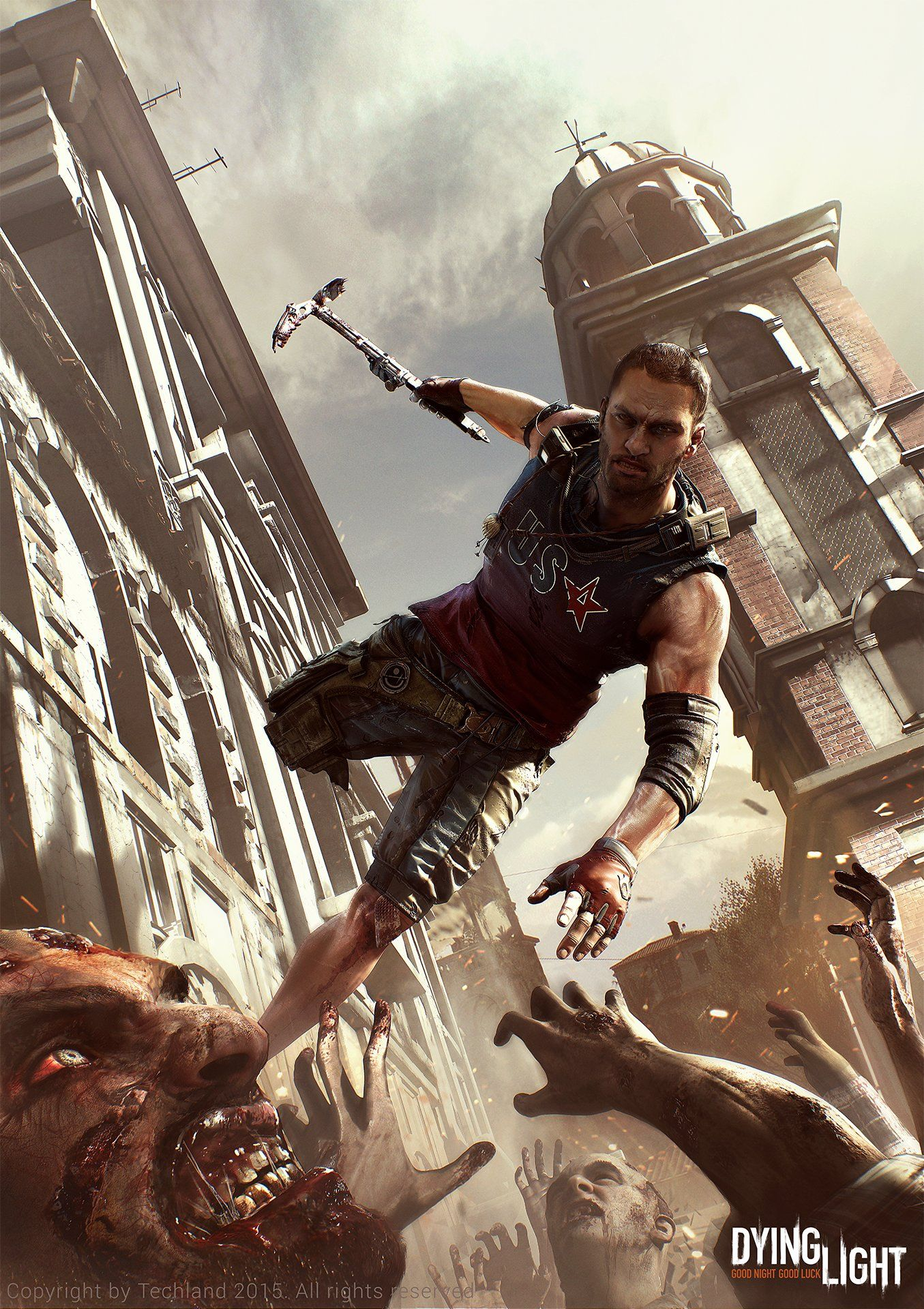 When You Start Dying Light I WILL SAVE EVERY SURVIVOR GAIN WEAPON KILL A MIGHT HUNTER Finish Naaaa Still Gotta Like Capture