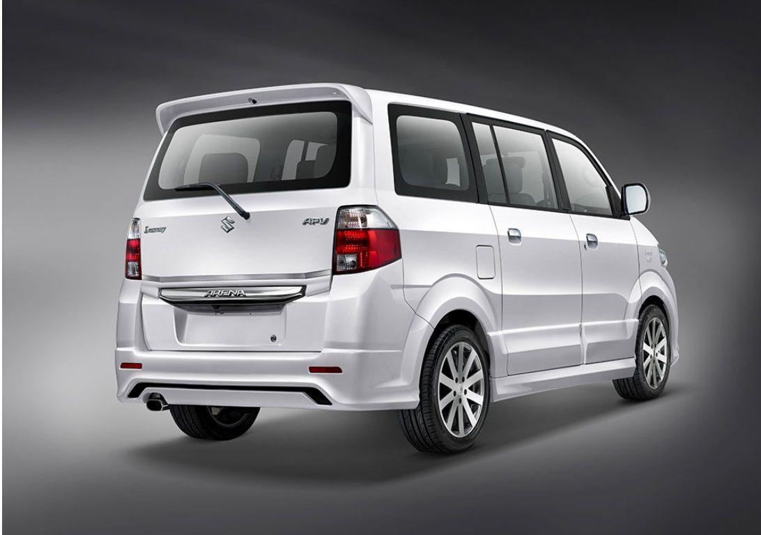78 Mod Bussid Mobil Suzuki Apv HD Terbaru