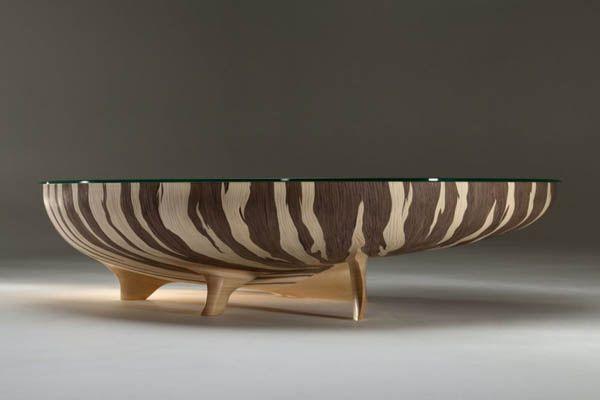 Dieses Ausgesprochen Außergewöhnliche Tisch Design Wurde Vom Marc Fish  Furnituure Design Kreiert Und Ist Ein Besonders Elegantes Modell Mit Zarten  Linien