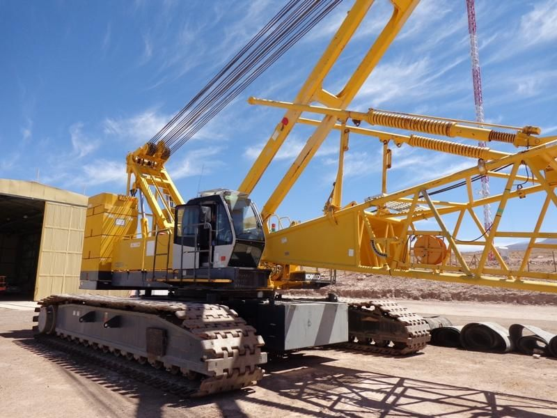 Pin On Tracked Cranes For Sale
