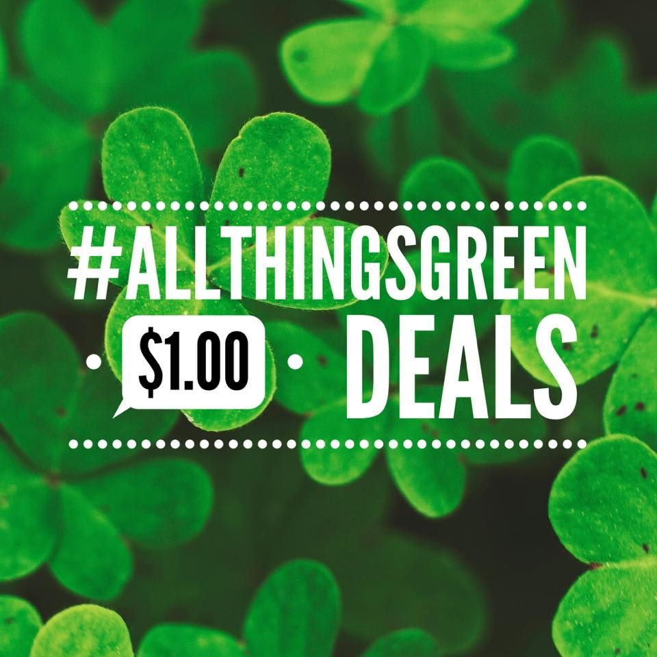 $1 Dals on TpT!!! Search #allthingsgreen