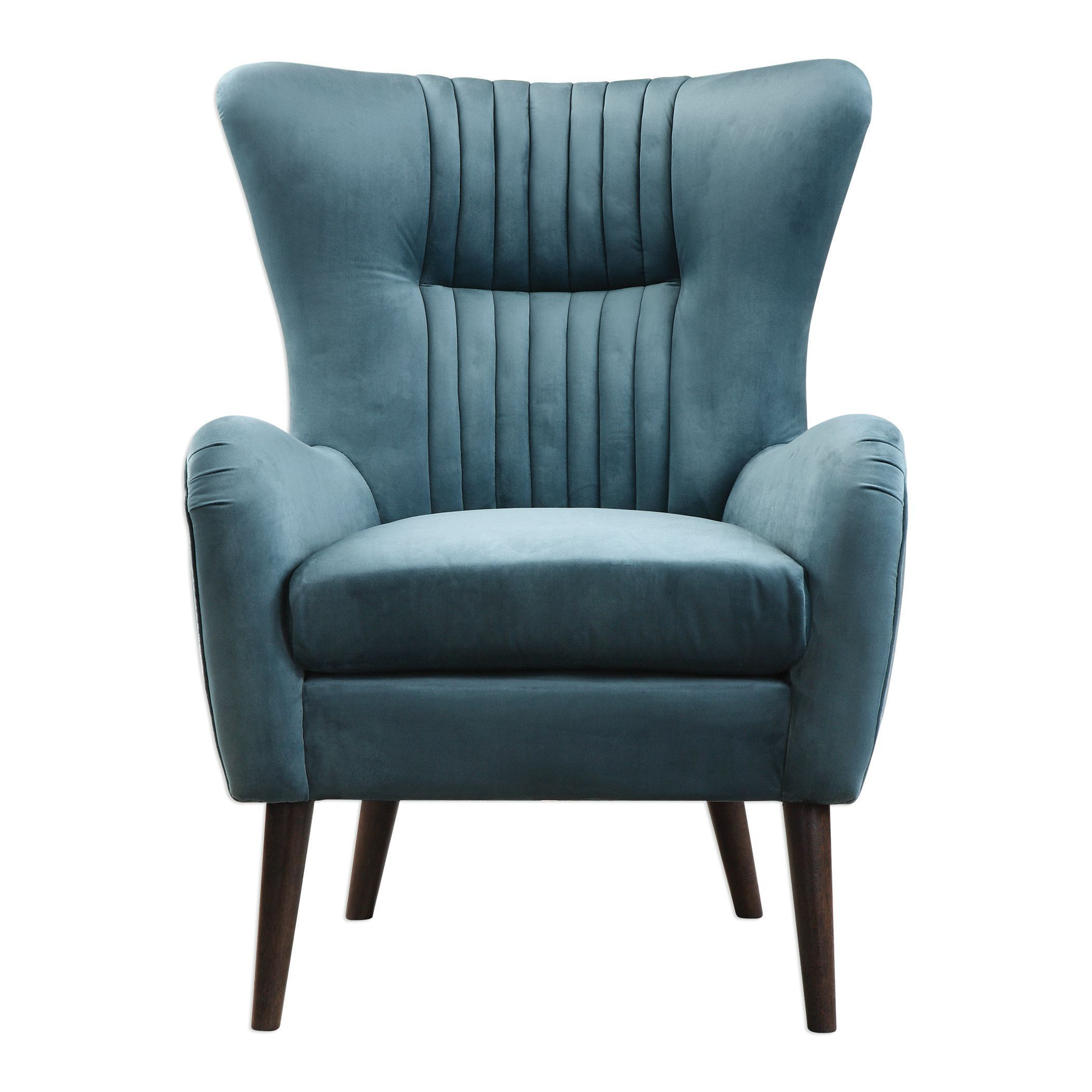 Best Dax Mid Century Accent Chair In 2020 Blue Accent Chairs 640 x 480