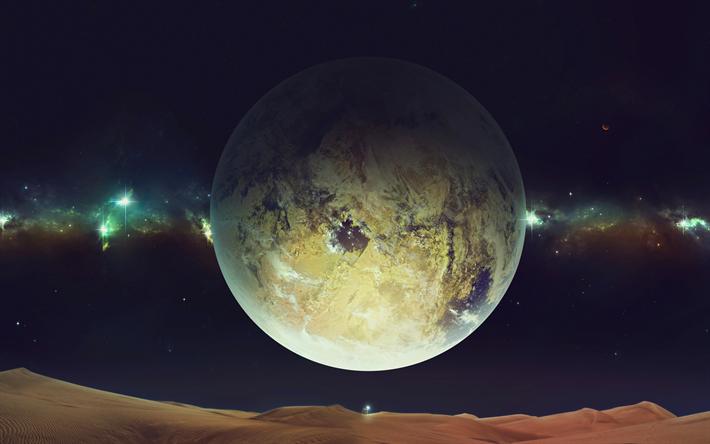 Download Wallpapers Moon 4k Stars Lunar Craters Planets Galaxy Met Afbeeldingen Astronomie Ruimtevaart