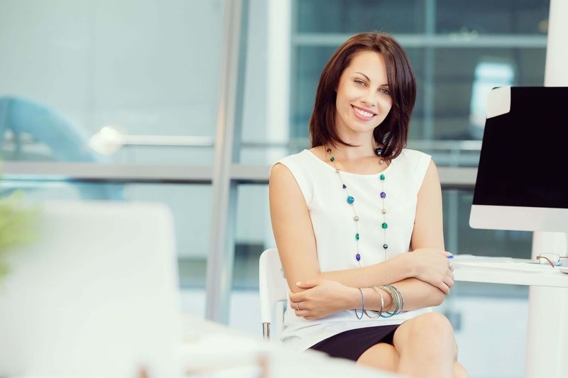 Top 12 Signs a Female Coworker Likes You | Relationship