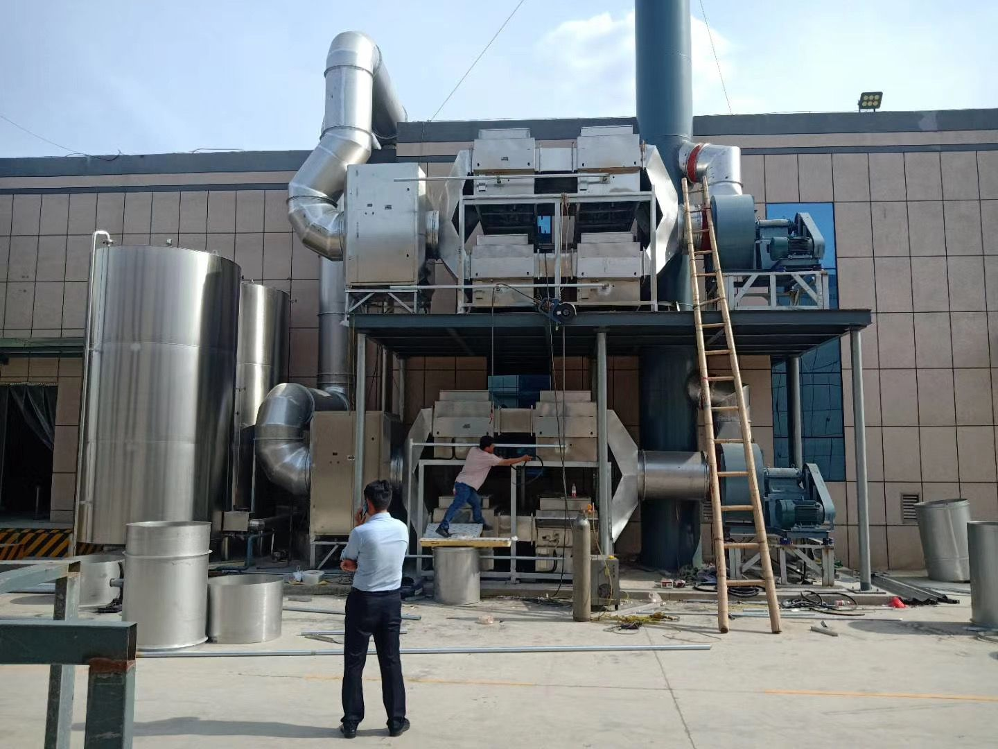 Centrifugal fan for dust collector in 2020 Centrifugal