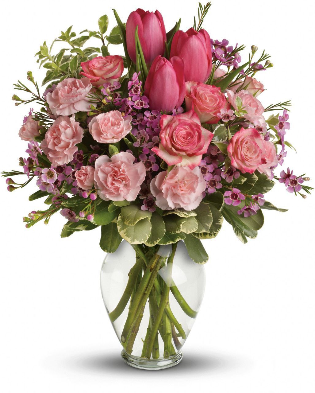 Full Of Love Bouquet From Pams Posies Flowers Pinterest