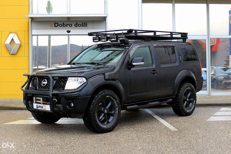Nissan Pathfinder 170 Ks 4x4 Custom Off Road Nissan Pathfinder