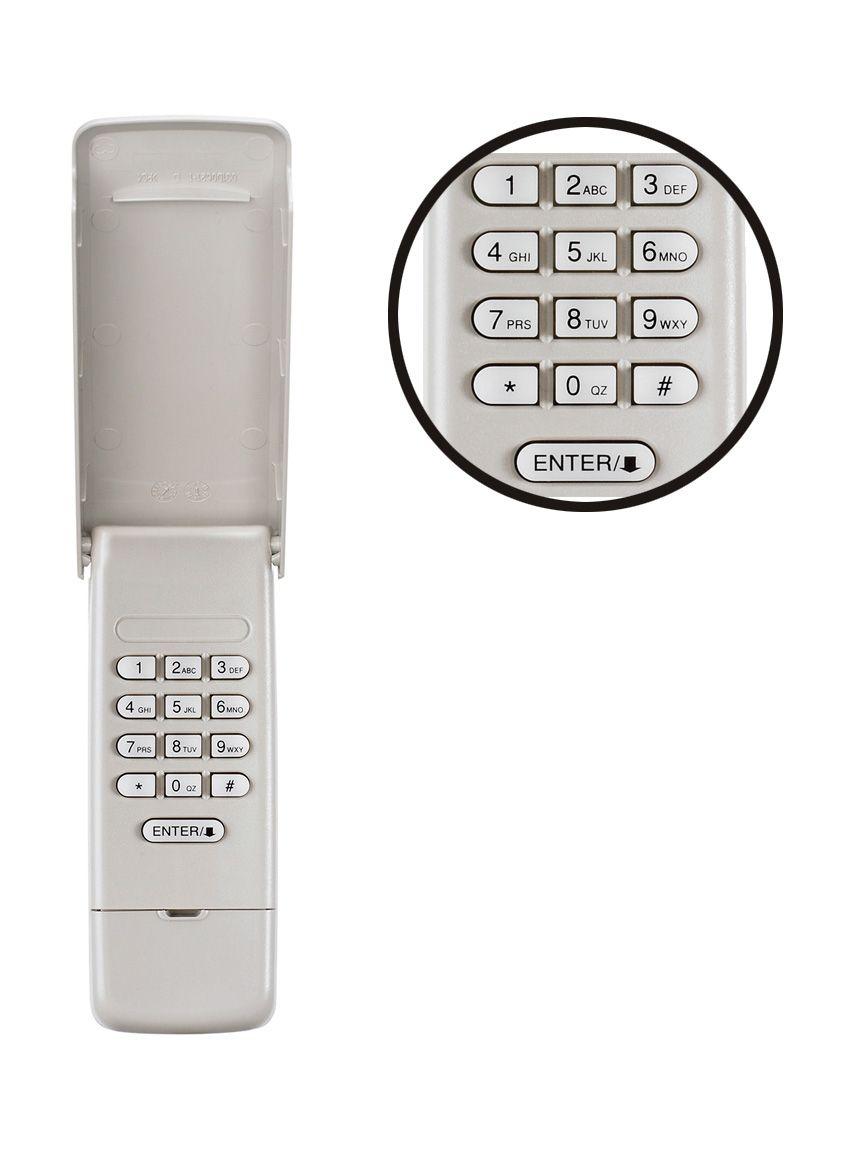 craftsman garage door opener wireless keyless entry pad programming [ 850 x 1171 Pixel ]