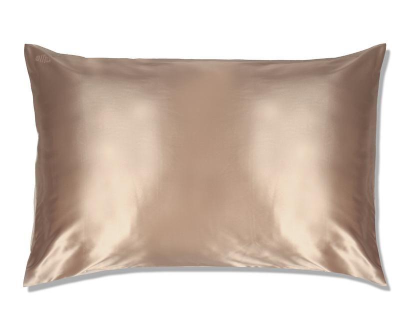 Pillowcase caramel queen envelope