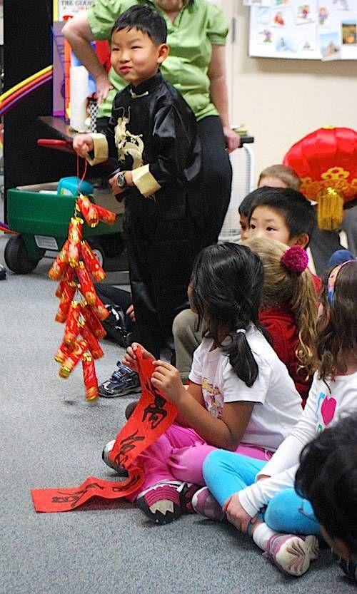 Chinese New Year Fireworks- Kid World Citizen