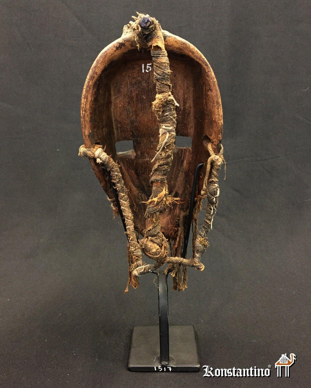 c5b40d8f29c6 1517-Afr Máscara antigua de la etnia Bamana en Mali