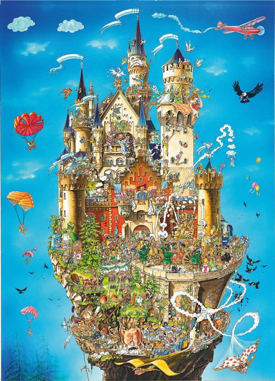 8 43 Gbp King Schloss Neuschwanstein Jigsaw Puzzle 1000 Pieces Ebay Collectibles Puzzle Art Jigsaw Puzzles Neuschwanstein Castle