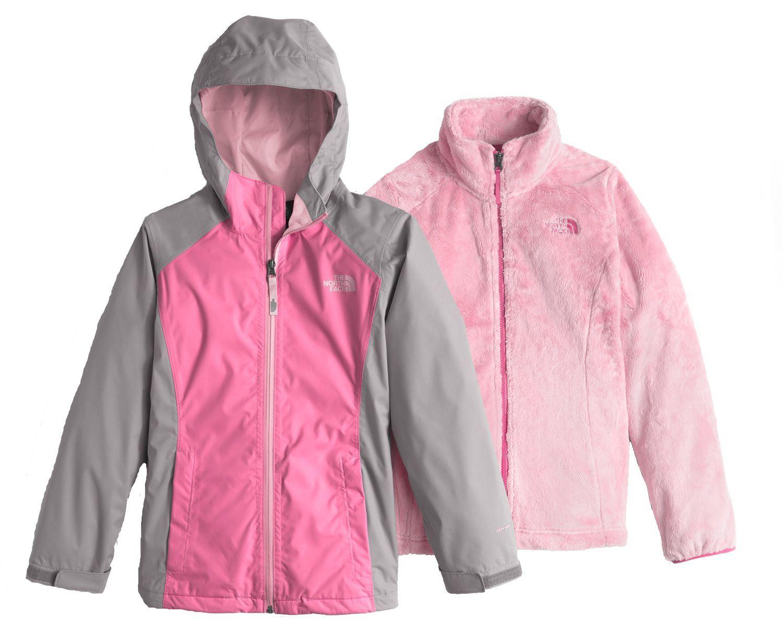 99e2be46e The North Face Girls  Osolita Triclimate Jacket - Past Season