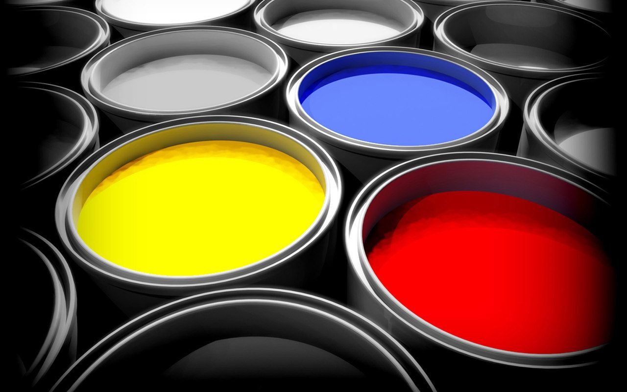 red, yellow, and blue | color theory | Pinterest