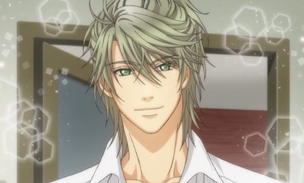 Haru Super Lovers Anime Kaidou Menino De Anime