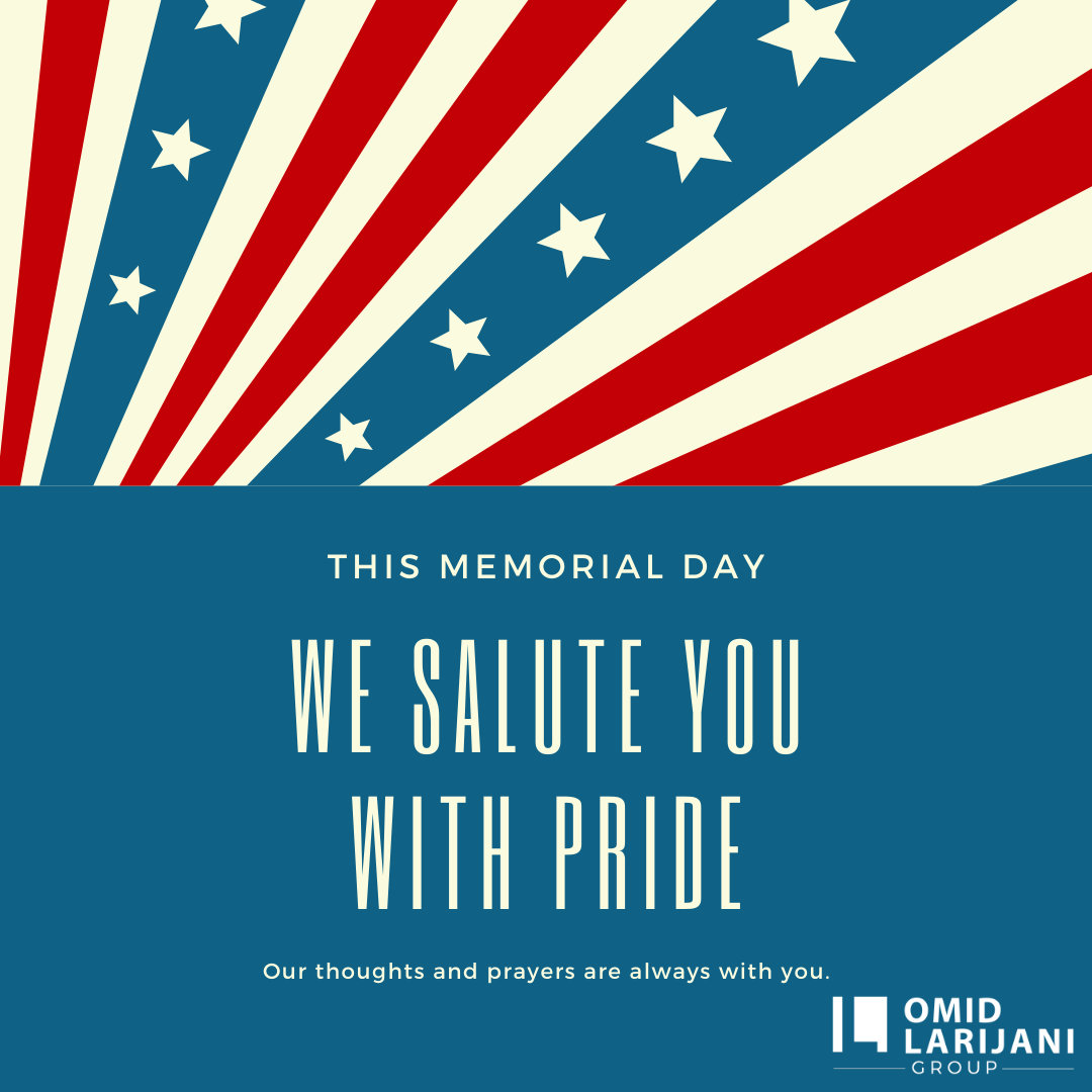Today and every day, we honor those men and women who made the ultimate sacrifice. #MemorialDay 🇺🇸  #larijanigroup #realtor #realestate #properties #santaclara #sanjose #sunnyvale #cupertino #losgatos #willowglen #campbell #saratoga #mountainview #paloalto #milpitas #fremont #redwoodcity #houses #investor #investment #siliconvalley #siliconvalleyrealestate #siliconvalleyproperties #homesforsale #california #bayarea #realestatebroker #realestateinvestor #homebuyers
