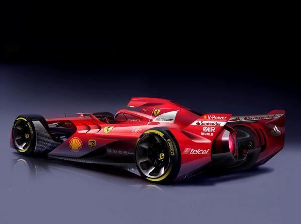 Ferrari F1 2020 Cars Ferrari F1 Formula 1 Car Concept Cars