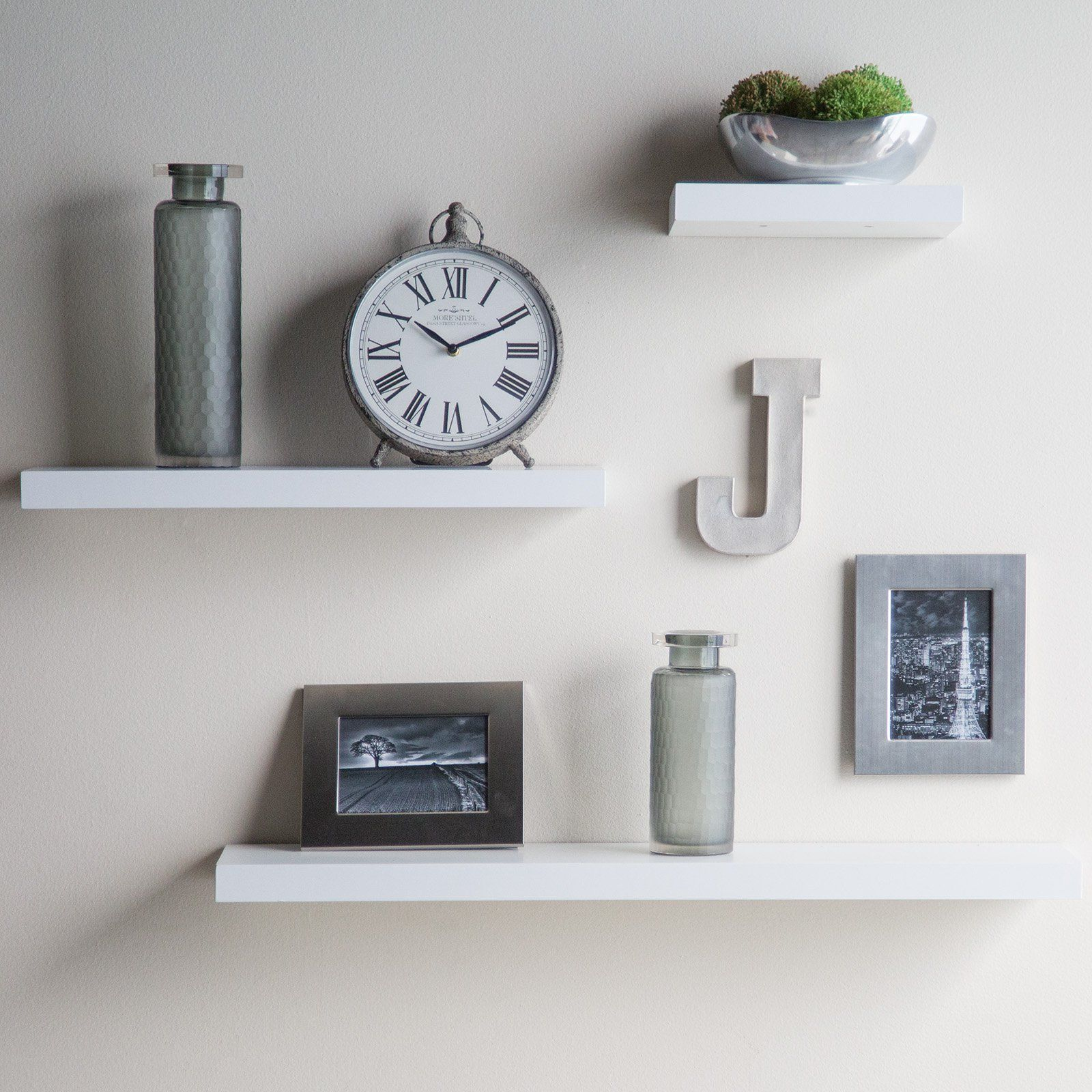 floating wall shelves - Decorative Wall Shelves
