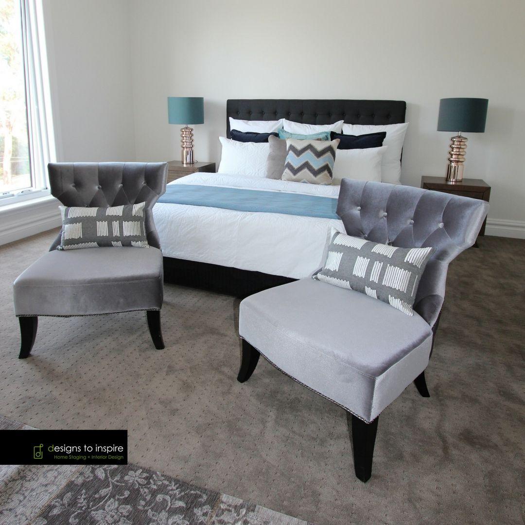 Bedroom Grandeur #designstoinspire