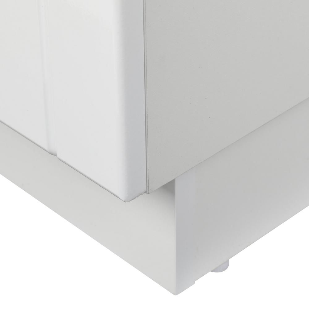 Shaker Laundry Cabinet Kit With Pull Out Faucet Ql058 Laundry