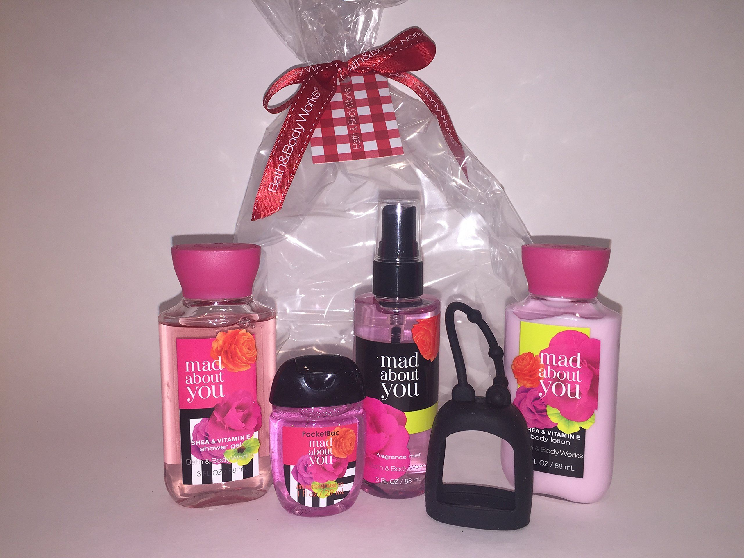 Amazon Com Bath And Body Works Mad About You Gift Set 3oz