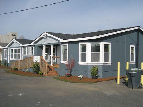 Exterior Ideas For Mobile Homes Mobile Home Exterior Colors
