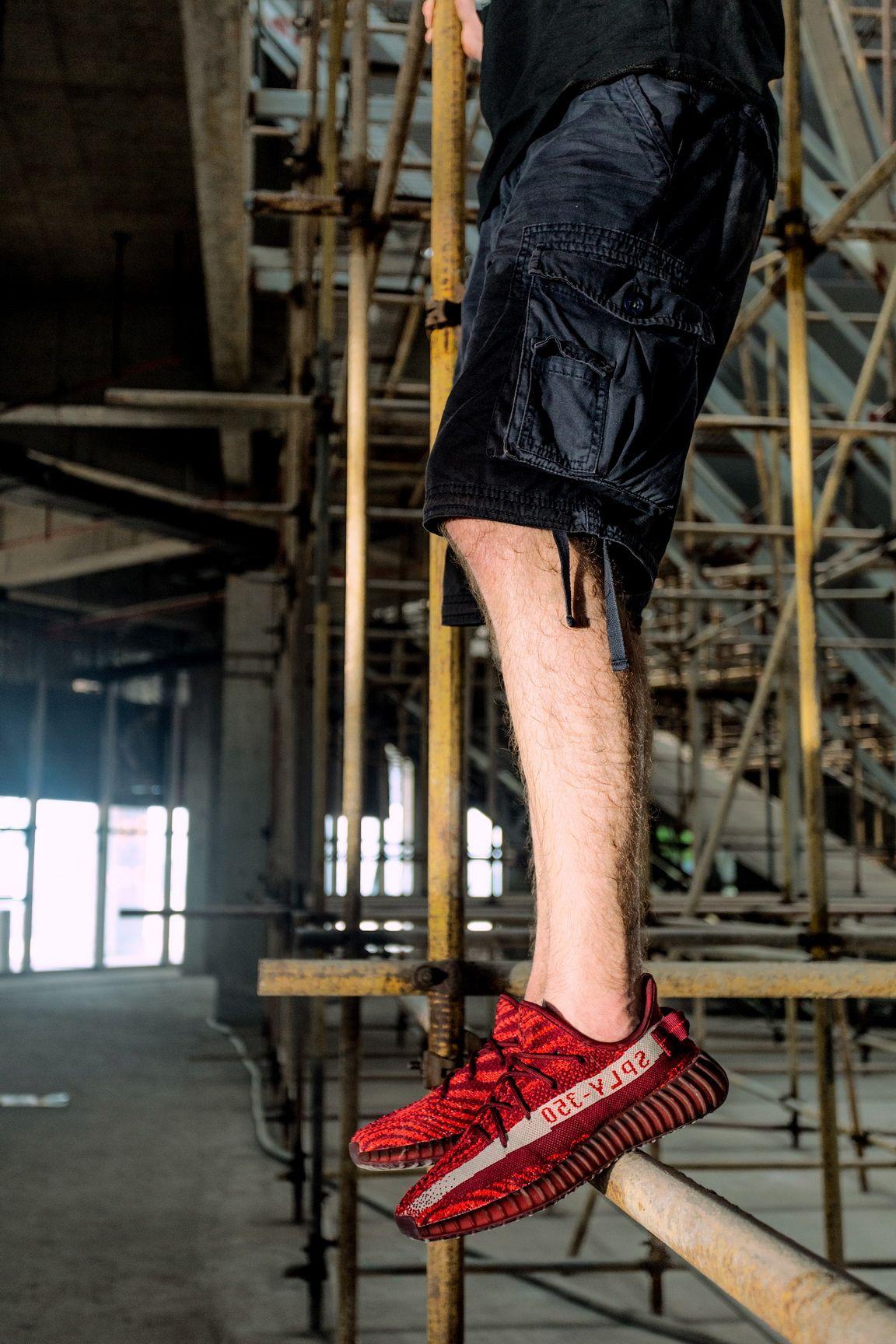 vende vista previa de estilo exquisito Adidas Yeezy Boost 350V2 Real Boost Wine Red 11 | Yeezy ...