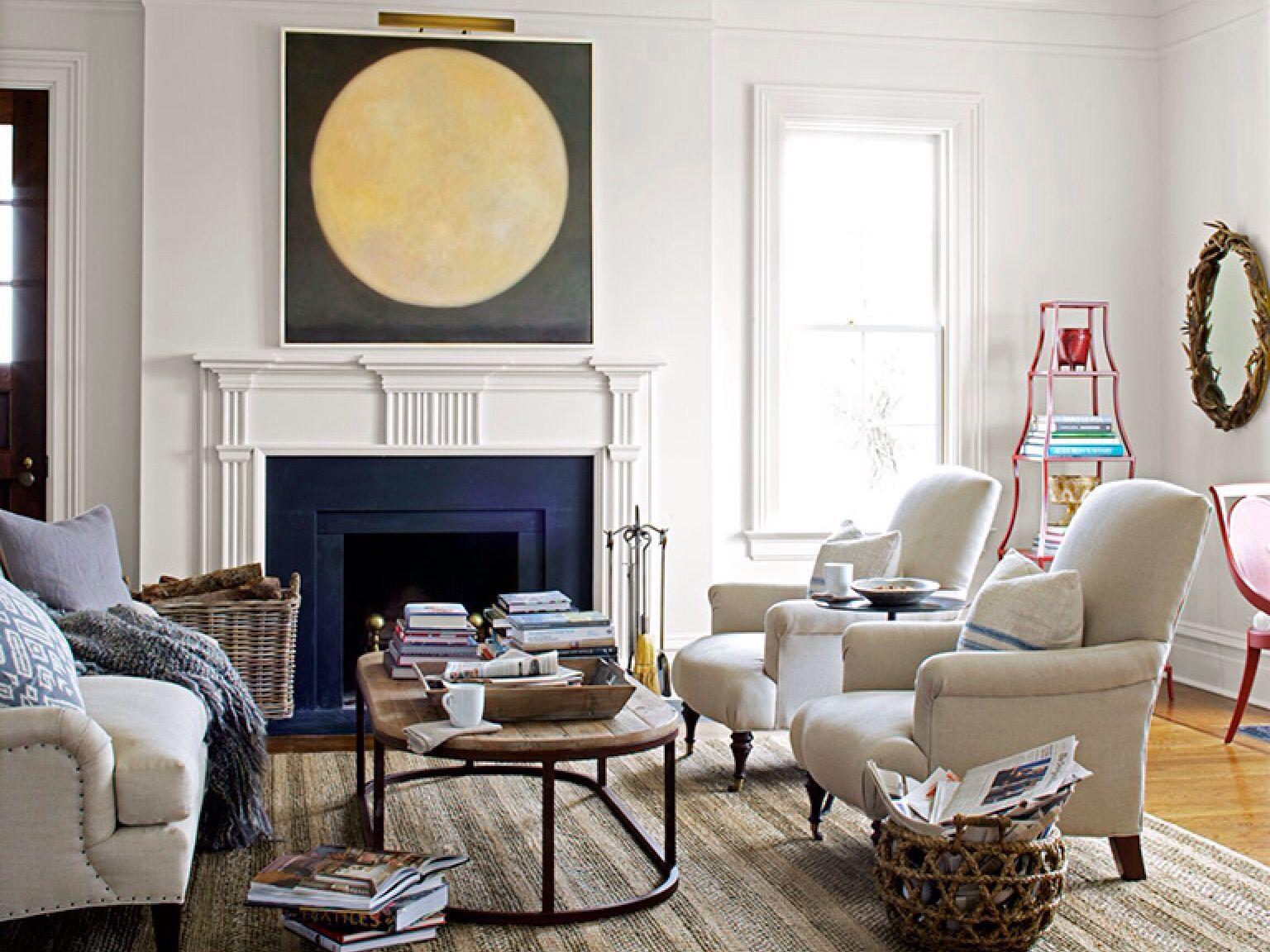 Joan Osofsky & Dana Simpson interior in February 2014 House ...