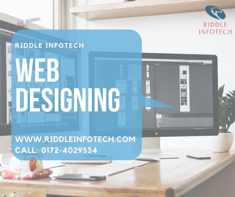 Beste Web Design Firma In Chandigarh Webdesignoffer In 2020 Web Design Professional Web Design Web Design Services