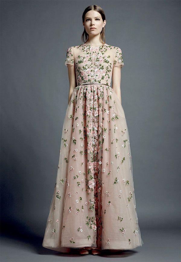 Valentino valentino garavani fashion haute couture for Designer haute couture dresses