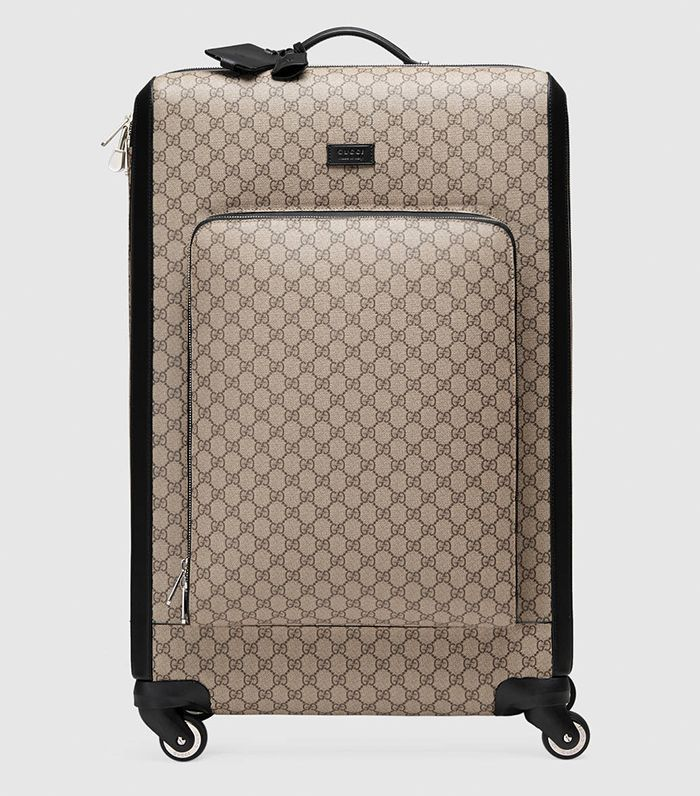 The Luggage Sets Every Fashion Girl Is Traveling With Right Now Gucci Luggage Set Mens Luggage Womens Luggage