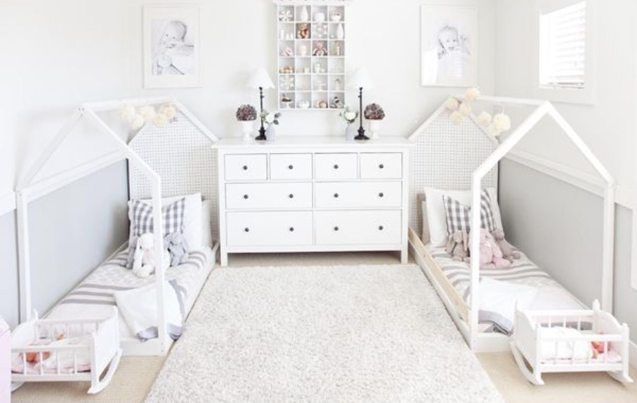 Pin By Zenaida Vega On House Bed For Toddler Twin Baby Rooms