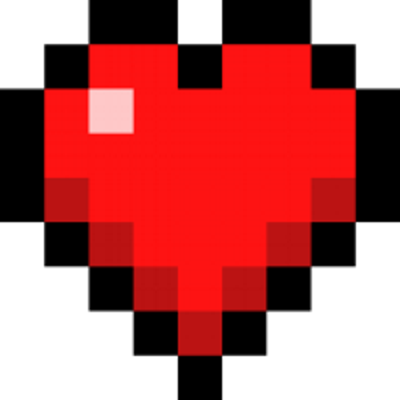 Heart Items Mod Mod 1 14 4 1 13 2 1 12 2 1 11 2 1 10 2 1 8 9 1 7 10 Minecraft Modpacks Minecraft Drawings Minecraft Heart Pixel Art