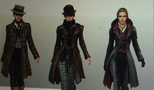 Assassin S Creed Syndicate Will Let You Play As A Woman Assassins Creed Outfit Assassins Creed Assassin S Creed