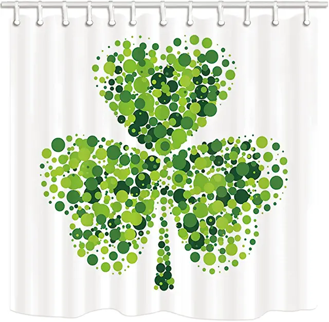 Amazon Com St Patrick S Day Shower Curtain In 2020 Shower