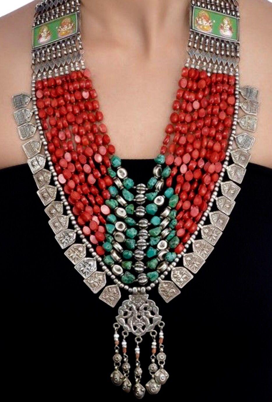 Amrapali Necklace