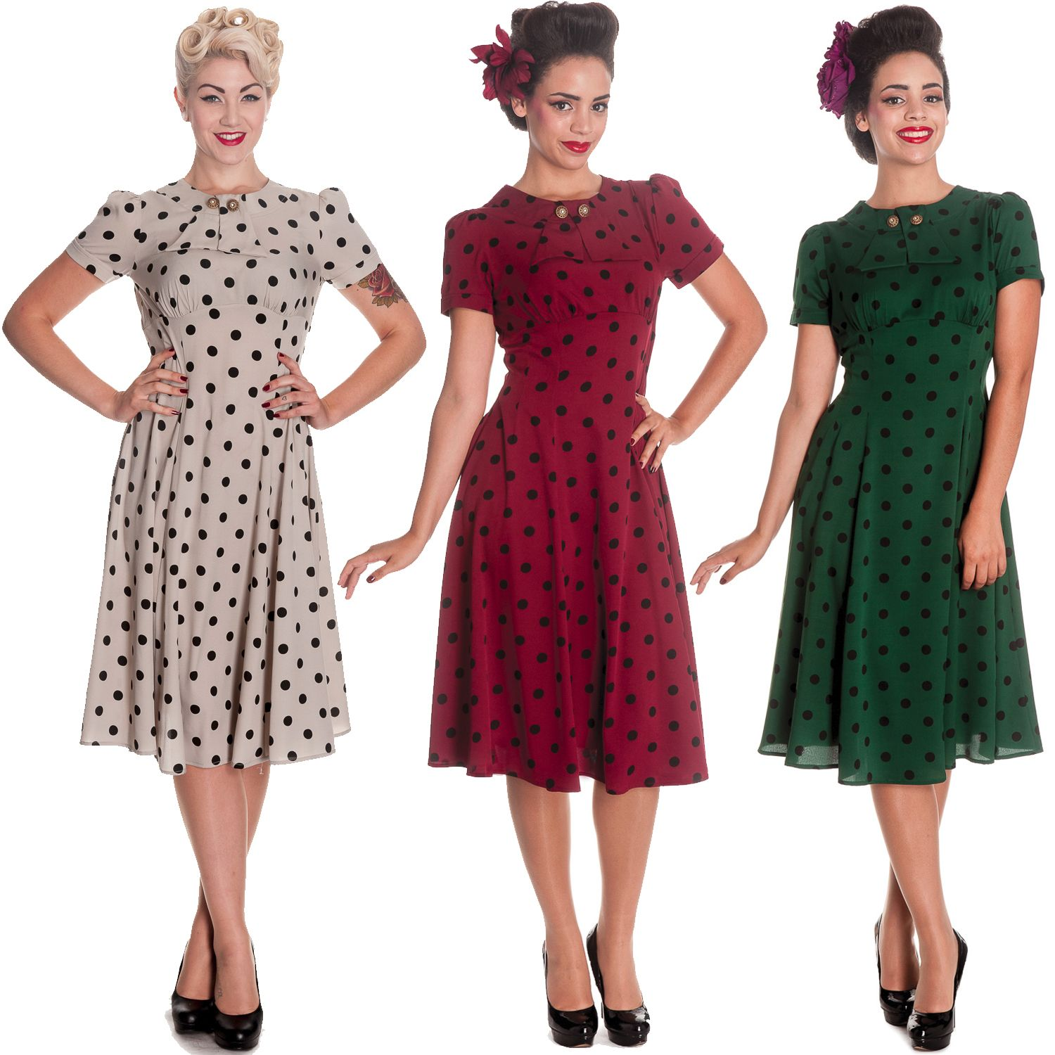 1940's fashion dresses - Buscar con Google | moda años 30 ...