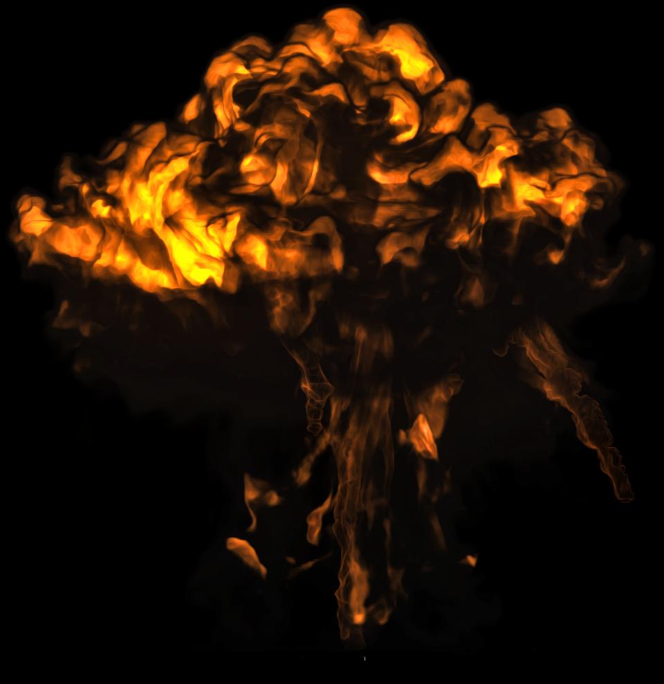Big Explosion With Dark Smoke Png Image Purepng Free Transparent Cc0 Png Image Library Dark Smoke Explosion Image