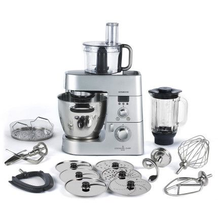 Kenwood Cooking Chef Induction Kitchen Machine Mixer Blender And