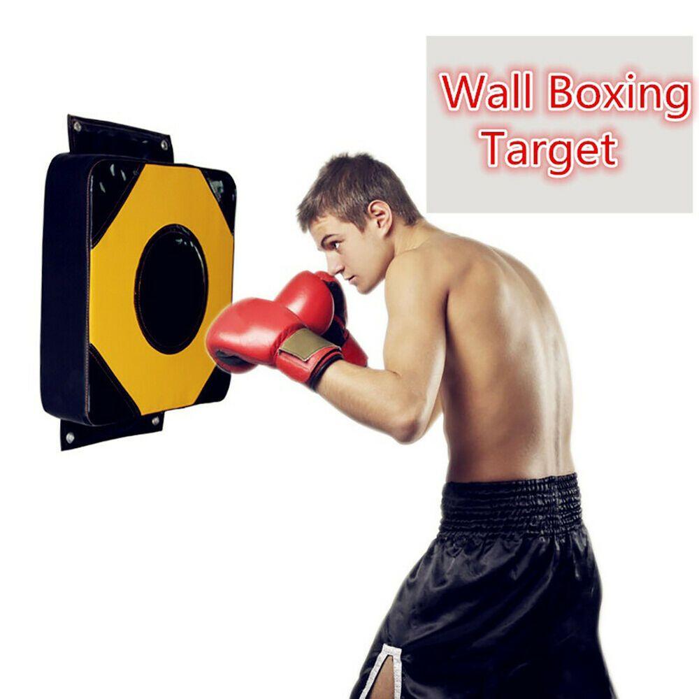 Punch Wall Target Pad WING CHUN Boxing Fight Sanda Sports Taekowndo Training Bag