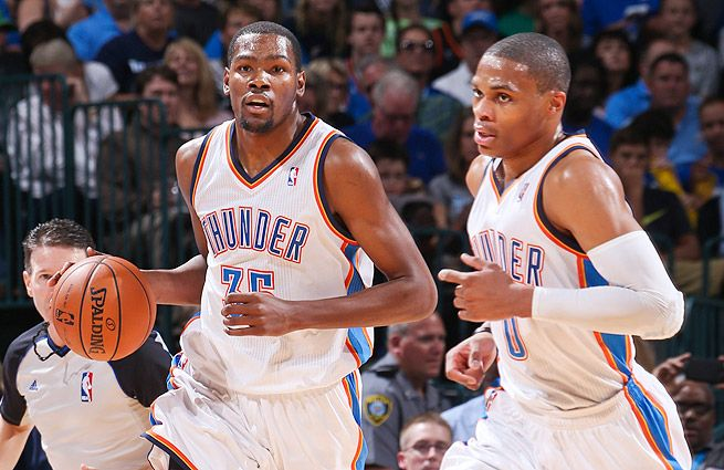 Love these two!  KD and Russ.  The talent is AMAZING!