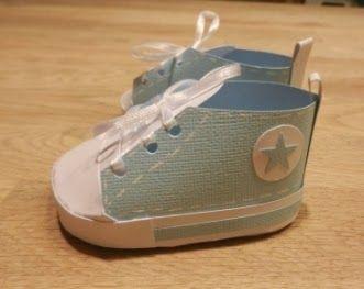 Convers sko - dåb til dreng og pige