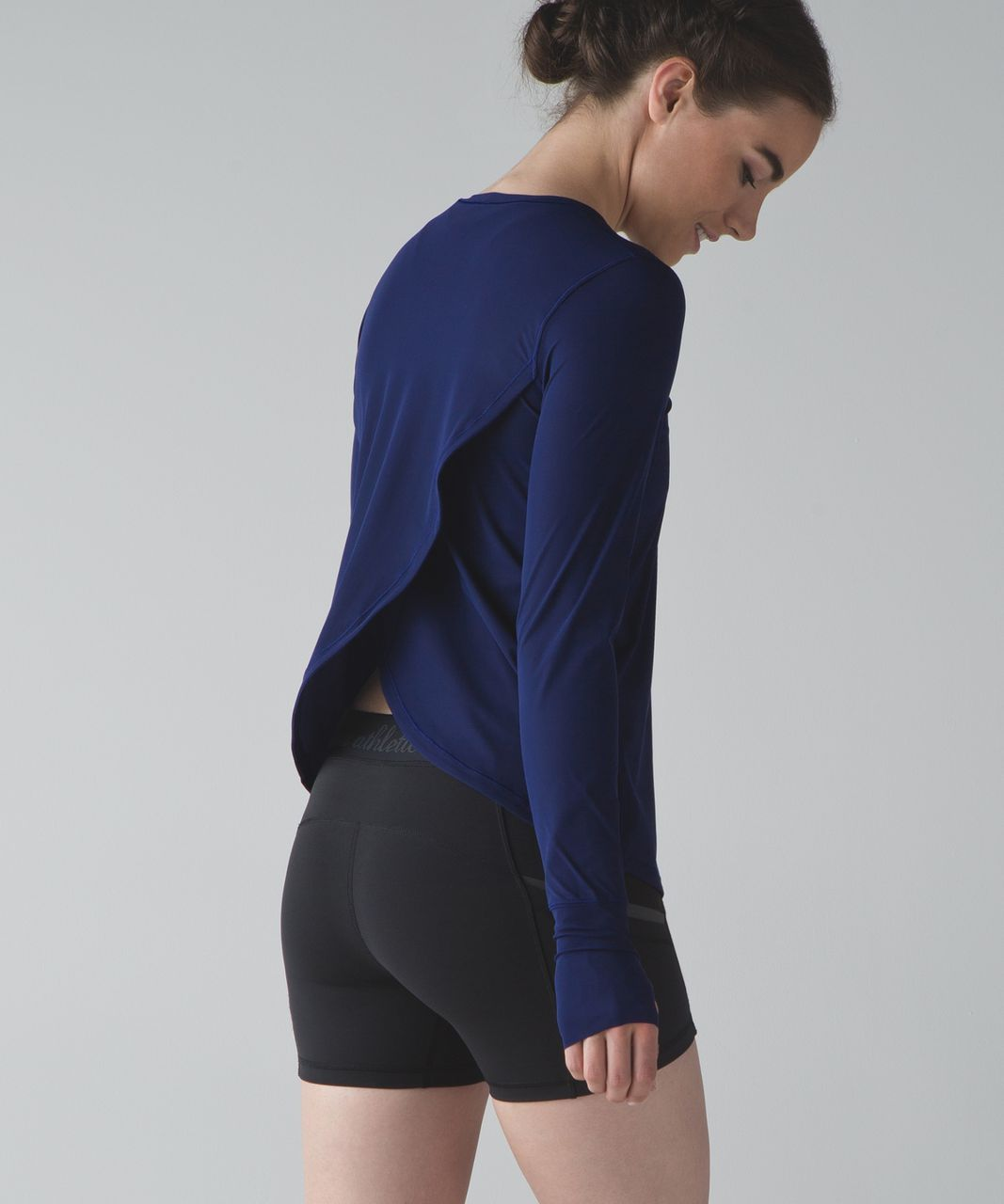 75950b622ebe Original Price: $88. Color: hero blue. This long sleeve has UPF 45 coverage  and sweat-wicking fabric so you can play all day in the sun.